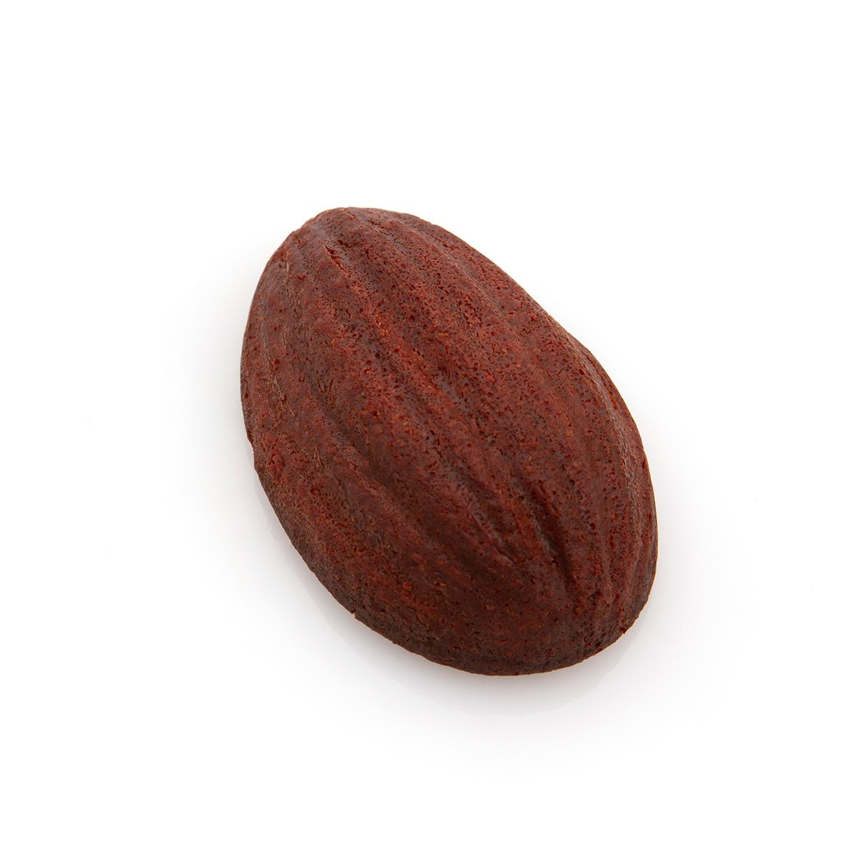 Fondant au chocolat framboise