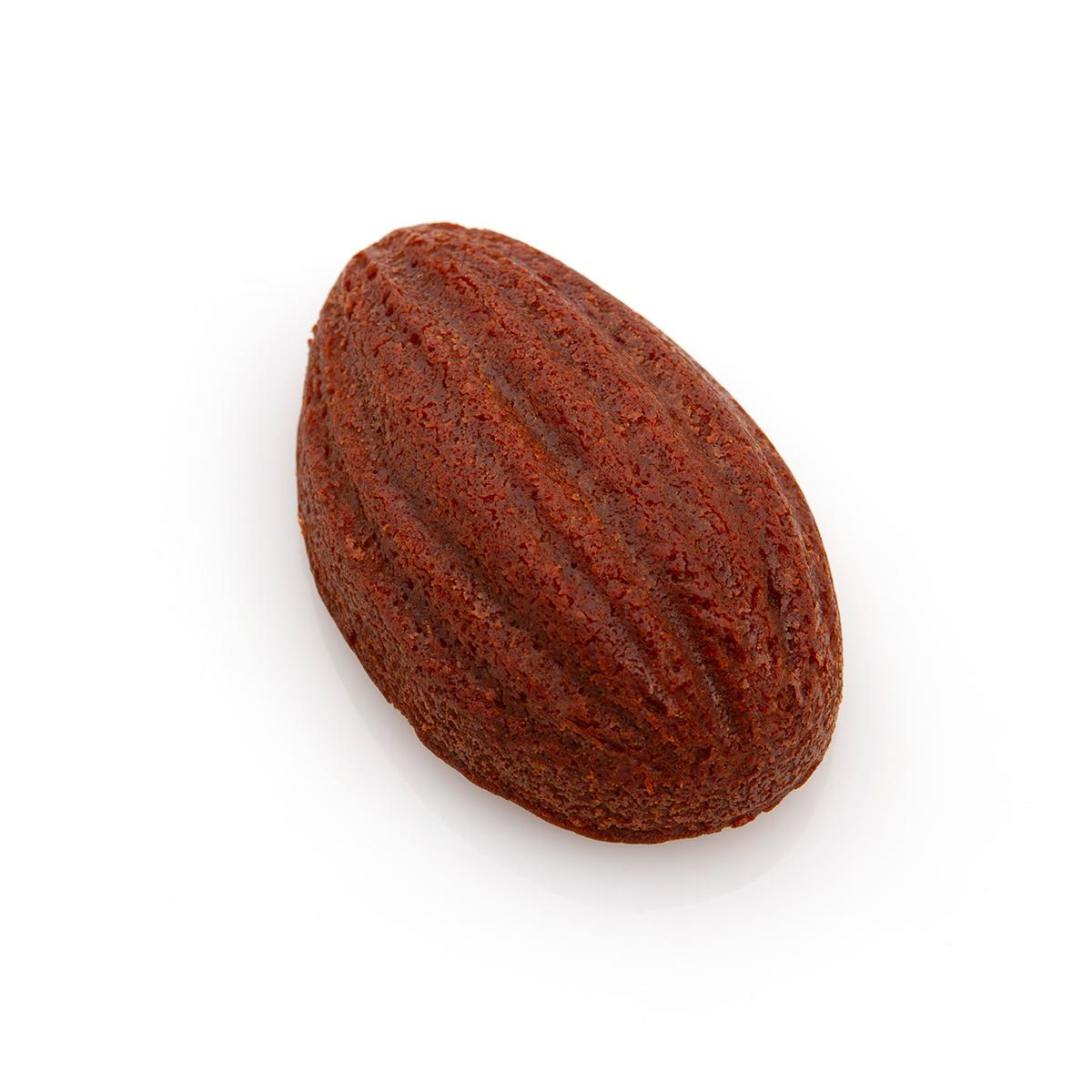 Fondant au chocolat yuzu